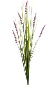 Bilde av Kunstig Lavendel Stilk Lilla 85cm